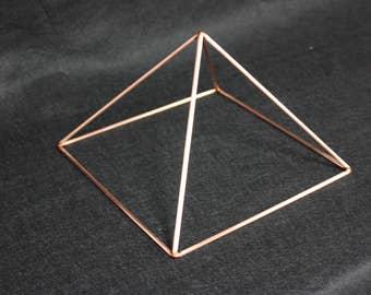 9 inch Copper Pyramid