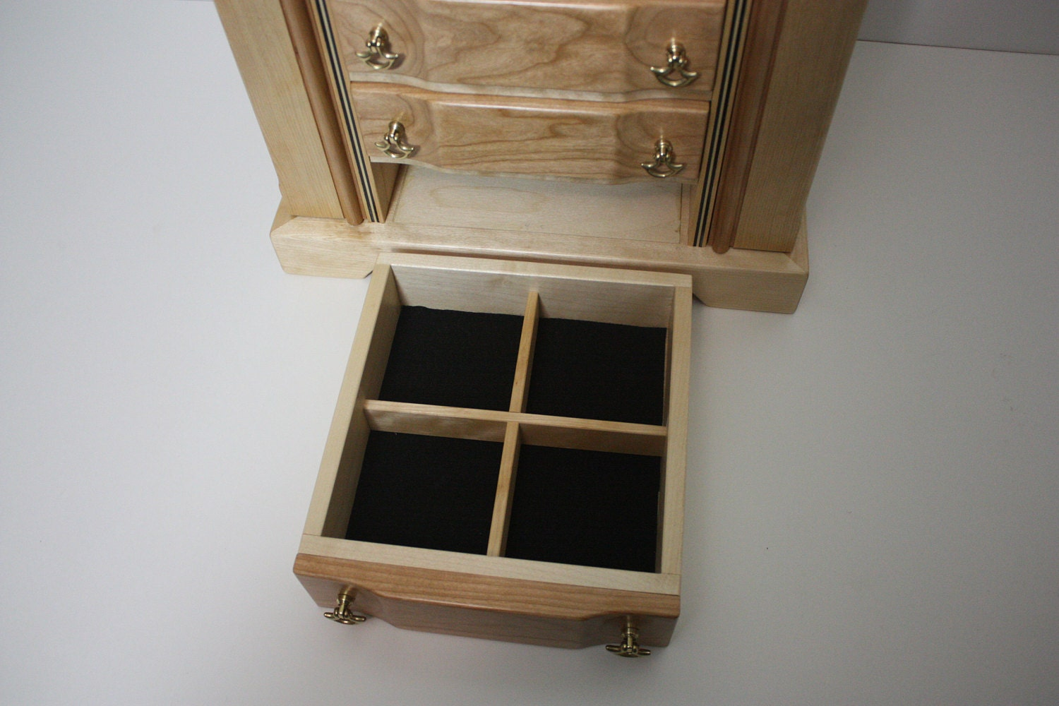 Handmade Large Jewelry Box For Sale