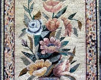 Vintage Mosaic Tile Patterns