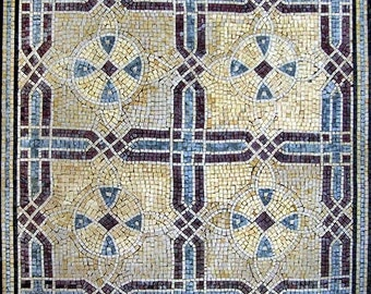 Geometric Mosaic Tile - Kai