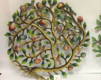 Birds and Fruit Wall Hanging HHL9