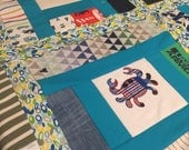 Meredith Hamilton's Final Payment for Memory Quilt