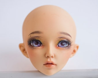 10mm 12mm 14mm 16mm 18mm Realistic Violet Handmade acrylic+resin BJD doll eyes by WillStore
