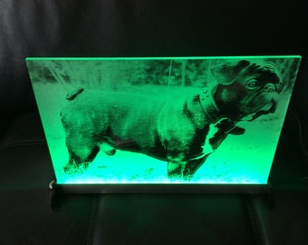 Personalized LED Display