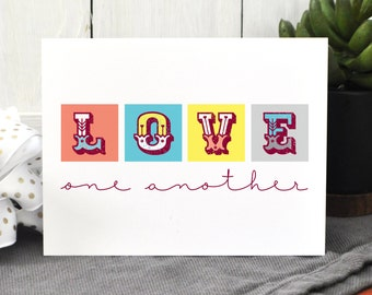 Love One Another (DIGITAL DOWNLOAD)