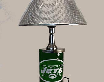 New York Jets Desk Lamp