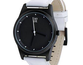 Black watch ZIZ with matte coating