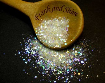 Irresistible Iridescent Solvent Resisitant Nail Polish Glitter Mix