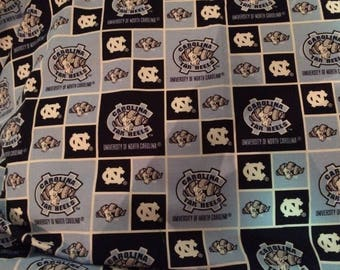 UNC Tarheels Pillow Shams