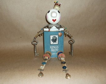 """Tin Doll """" The King of Sewville"""""""