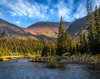 Glacier National Park, Montana:  Two Medicine