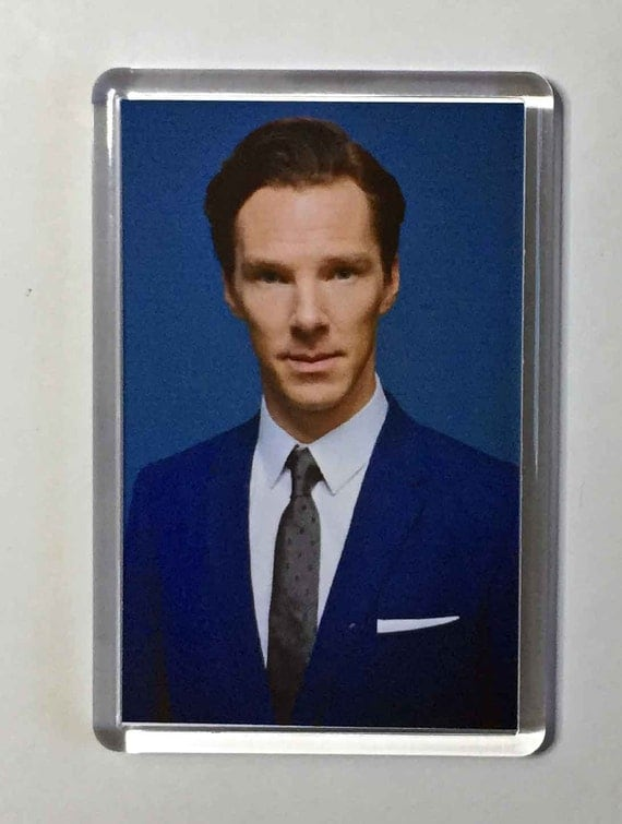 Benedict Cumberbatch Dr Strange Imitation Game movie poster fridge magnets New
