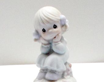 Precious Moment Figurine 139491   Little Moment Figurine   Enesco Figurine   Precious Moment Collectible   Enesco Collectible   PM Figurines