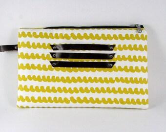 Ipad Sleeve/Nexus Sleeve/Tablet Sleeve/Tablet Clutch/ Zippered Pouch/Military Style Clutch/Pouch/Ipad Case