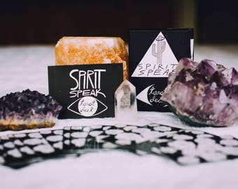 SPIRIT SPEAK Tarot Deck