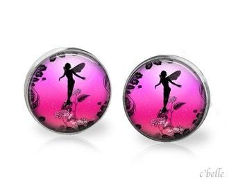 Earrings fairy 19