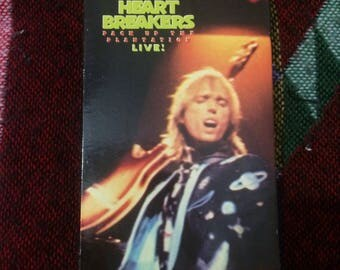 1986 Tom Petty and the Heartbreakers Pack Up the Plantation VSH