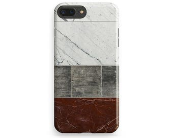 Marble iPhone Case, iPhone 6 Case, Trendy iPhone 7 Case, iPhone 7 Plus, iPhone 6S Plus, iPhone Cover, Red Marble iPhone, White Marble iPhone