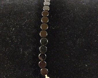 Black Glass Bracelet for Bellabeat Leaf or Leaf Urban