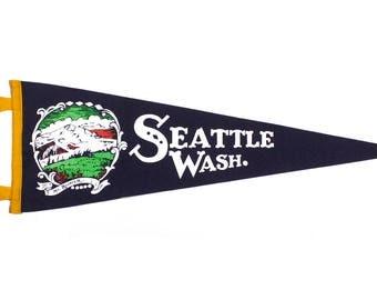 Seattle Pennant
