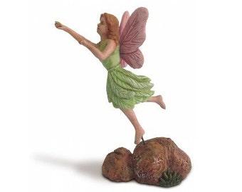 Fairy Garden  - Taking Flight - Miniature