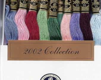 DMC Limited Edition Embroidery Floss Pack : 2007 Collection (27 Skeins/Colors)