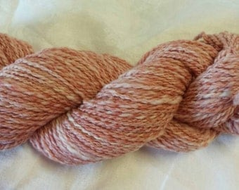 CC16/402 Handspun wool yarn