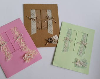 Window Die-cut Cards