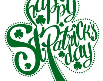 Saint Patrick's Day SVG File