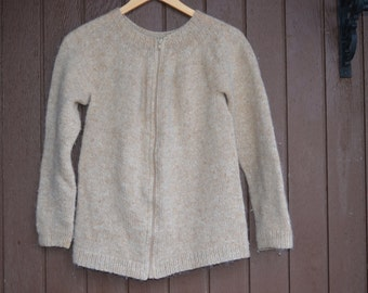 Iceland sweater, Iceland pullover,Icelandic sweater,Lopapeysa,outwear,birthday gift,Ready to ship,size S/M,100% Icelandic pure yarn