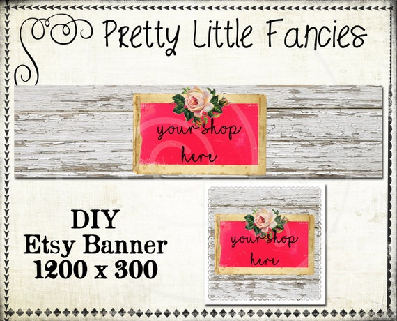Etsy Shop Banner Diy Banner Template Premade Etsy Store Large. Wrap Around Label Template. Magazine Cover Page. Concordia University Graduate Programs. Genealogy Research Log Template. Is Law School Graduate School. Free Apa Format Template. Burndown Chart Excel Template. Ms Word Newsletter Template