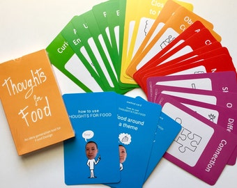 Thoughts For Food - An Idea Generation Tool for Food Design Thinking