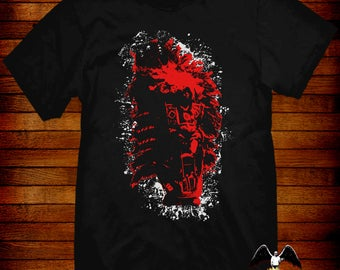 New Orleans T-shirt Mardi Gras Indian Red Big Chief  by Jared Swart