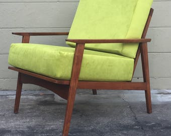 Mid Century Modern lounge chair - 1950's - Mad Men Era