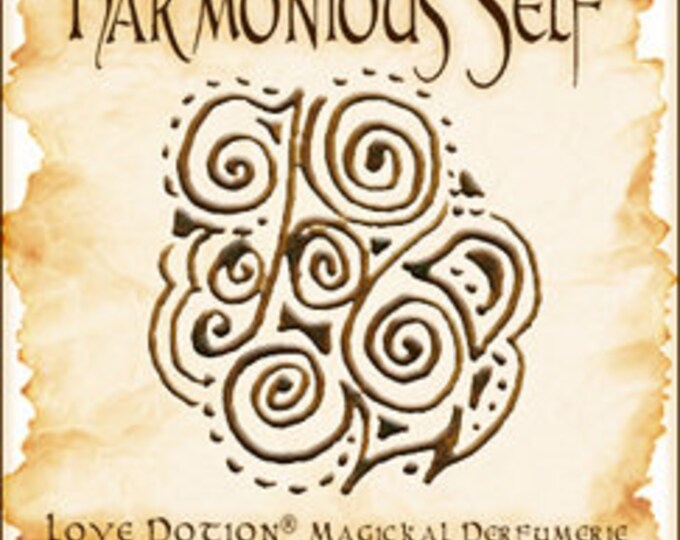 Sigil Collection 2015: Harmonious Self - Perfume Potion - Love Potion Magickal Perfumerie