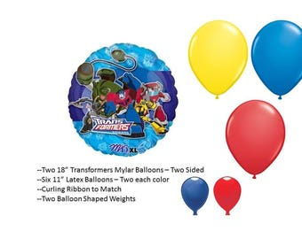 Transformers Balloon Sets