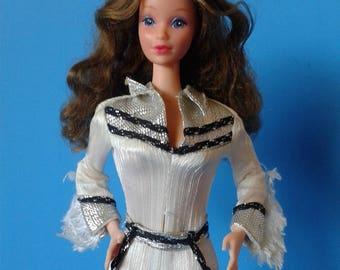 "Barbie Vintage Doll "" Steffie Face "" 1980's Superstar Era"