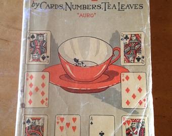 Vintage 1925 Fortune Telling book