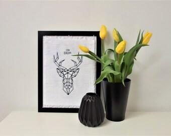 Framed Hand Woven Picture,  handwoven wall decor, Woven wall hanging, Wall tapestry, Wall decor, Embroidered wall art, Modern wall art