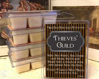 Thieves' Guild Soy Wax Melt – 2.5oz