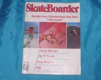 Skateboarder Magazine May 1980