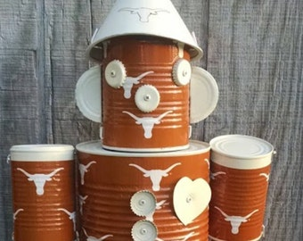 Texas Longhorn's Tin Man
