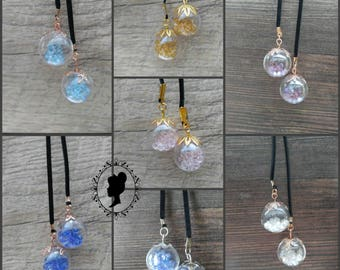 Fairytale crystal of Planner bookmarks (color, version & variable length)