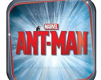 Ant-Man Dessert Square Paper Plates 8ct