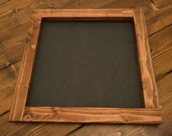 Chalkboard Sign / Framed Chalkboard / Decorative Chalkboard / Chalkboard / Black Chalkboard / Wedding Chalkboard Sign / Rustic Chalk Board