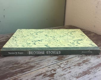 Vintage Children's Book; Bedtime Stories; Children's Storybook; Vintage Book; Stories for Children; Short Stories