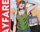 WAYFARER #1 - A Science Fiction Short Story