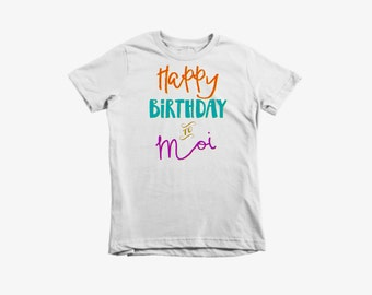 Kids Birthday Shirt, Happy Birthday Shirt, Kids Birthday Shirt, MaxandMaeKids, Max and Mae