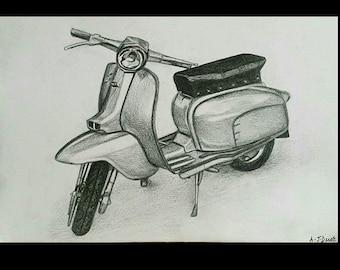 Custom Vehicle Drawing