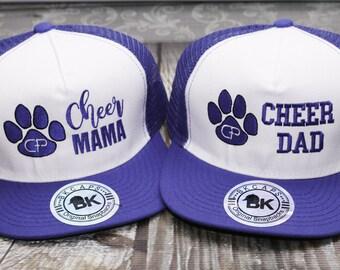 "Customized ""Cheer"" Spirit Wear"